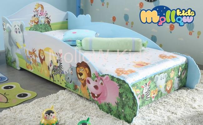 เตียงสวนสัตว์