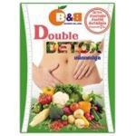 Double Detox ดับเบิ้ลดีท็อกซ์ (ชนิดแคปซูล)