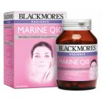 Blackmores Radiance Marine Q10 - แบล็คมอร์ส โปรตีนสกัดจากปลาทะเลผสมโคเอนไซม์ คิวเท็น ขนาด 30 เม็ด