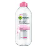 Garnier Skin Naturals Micellar Cleansing Water การ์นิเย่ สกิน แนทเชอรัลส์ ไมเซล่า คลีนซิ่ง วอเตอร์ (สำหรับผิวธรรมดา แพ้ง่าย)