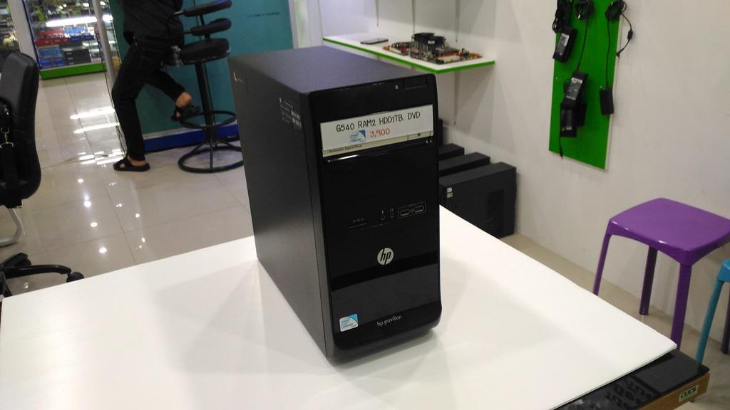 HP P6-2170l