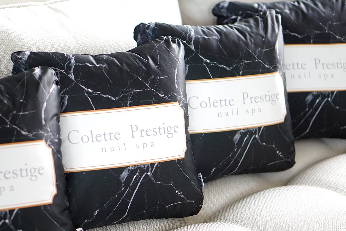 หมอนอิง ร้าน Colette Prestige nail spa