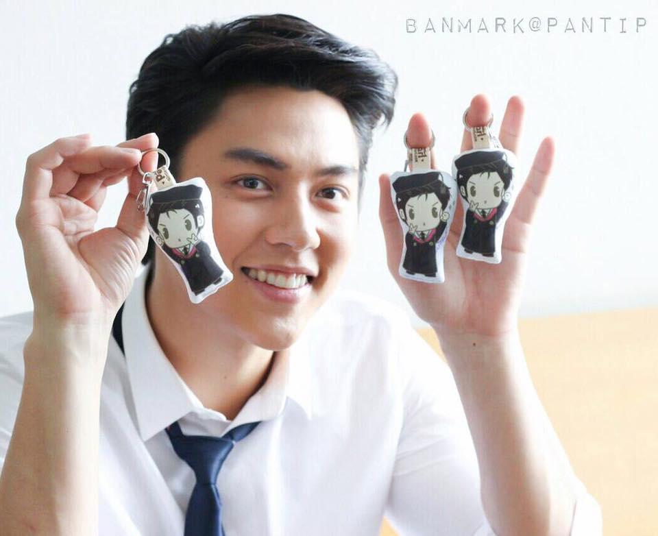 พวงกุญแจ หมาก ปริญ สำหรับ banmark pantip