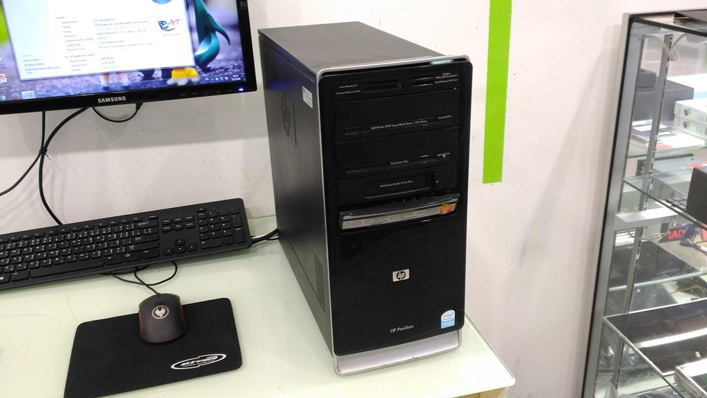 HP Pentium D 2.8