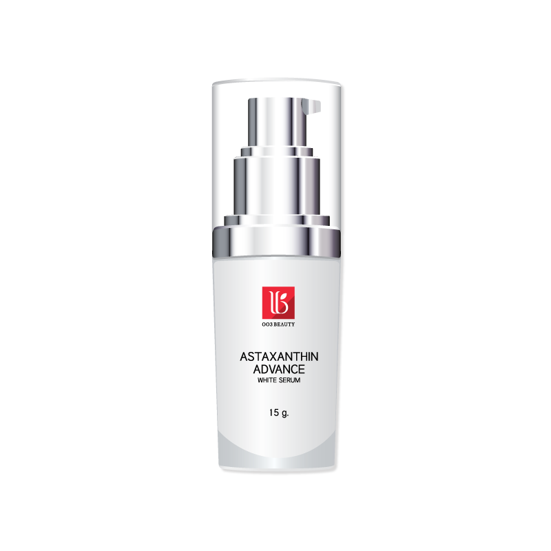 OO3 Beauty Astaxanthin Advance White Serum 15 g.