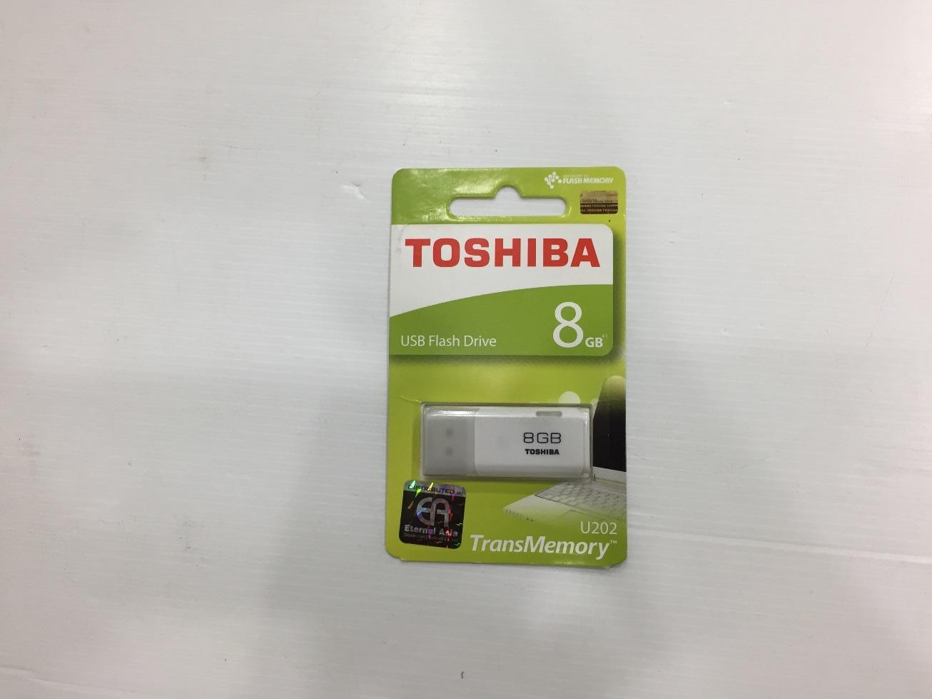 Toshiba 8GB USB2.0 Flash Drive