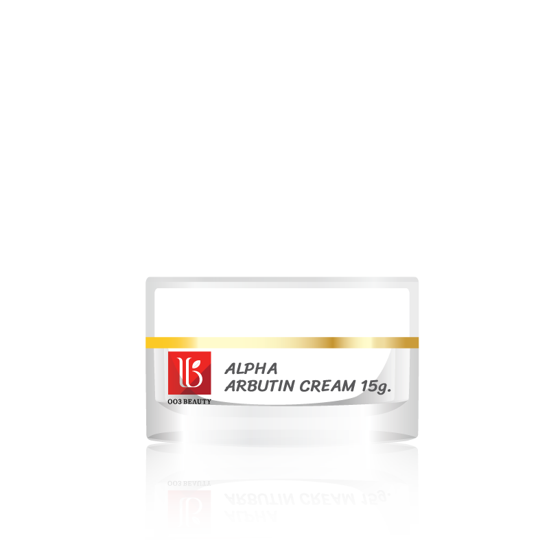 OO3 Beauty Alpha Arbutin Cream 15g.