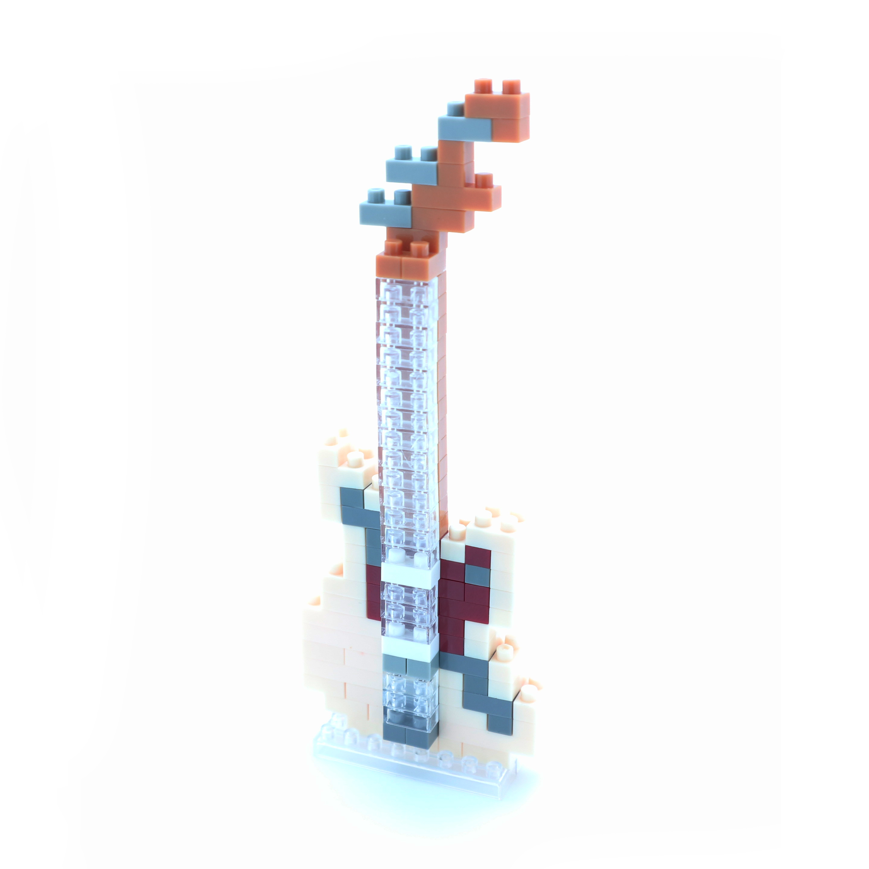 Electric Guitar Ivory