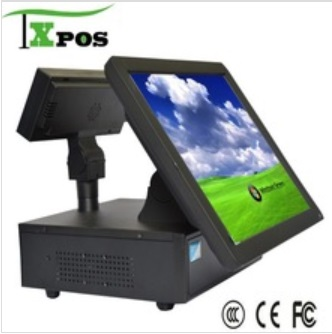 "cheap cash register / pos terminal/pos machine 12"" 15"" 17"""