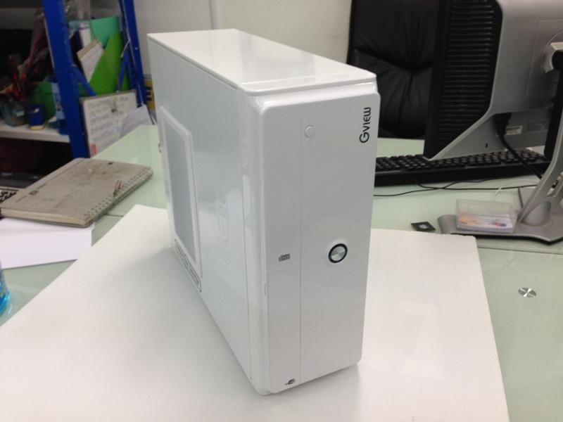 CASE Mini mATX GView :New aTom 580W