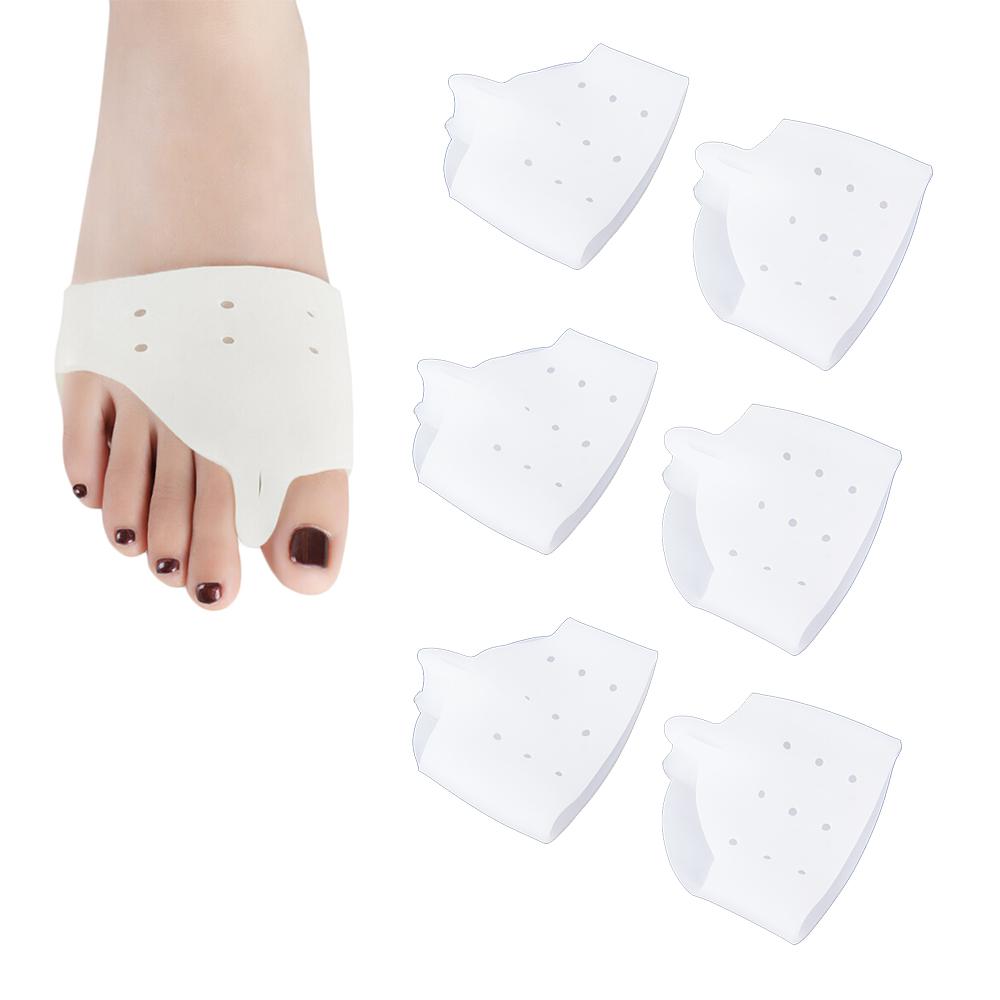 สวมถนอมนิ้วเท้าโก่ง (ใหญ่) (x3 คู่)