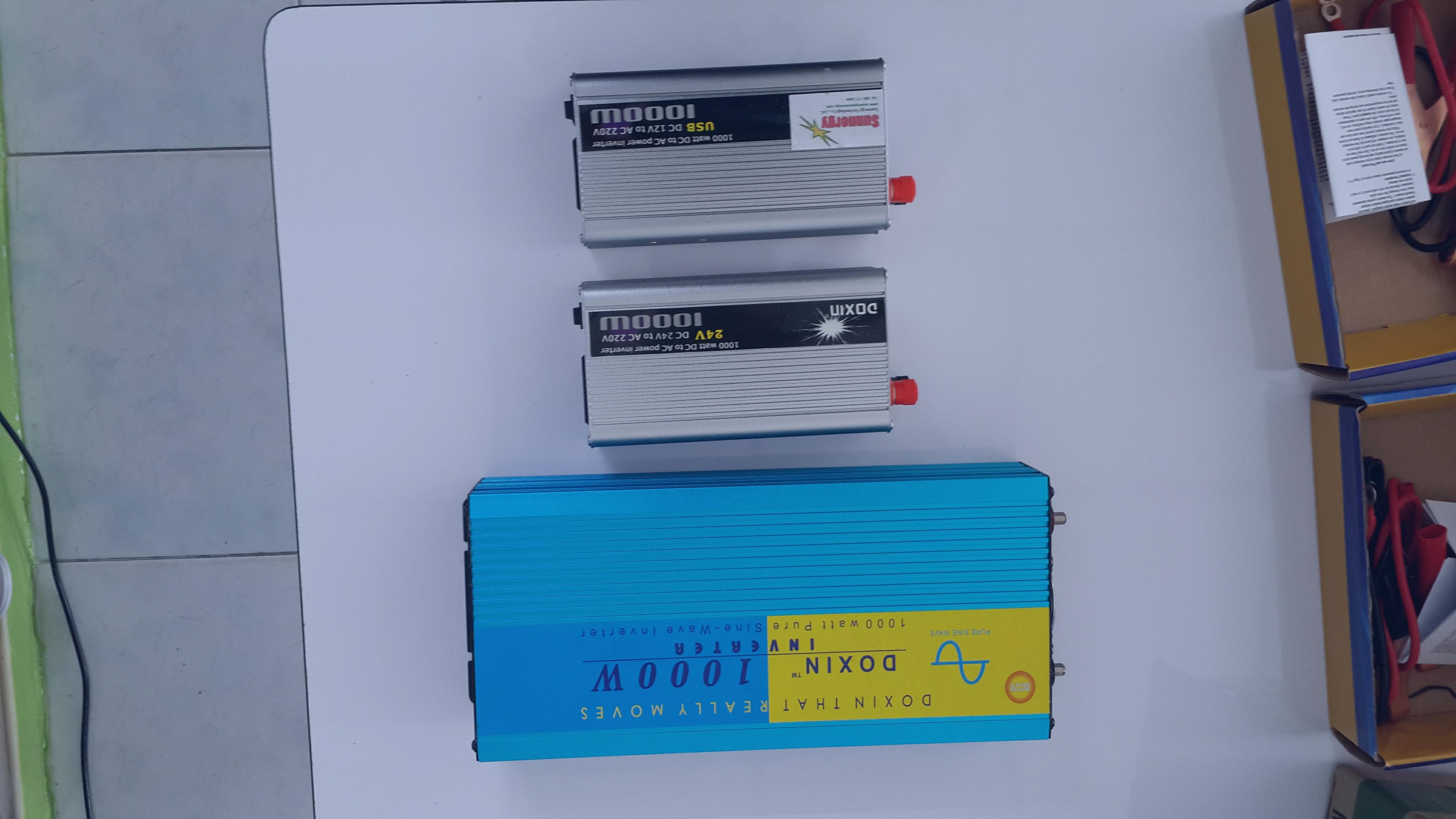 Pure Sine Wave Inverter 500W/12V/200V