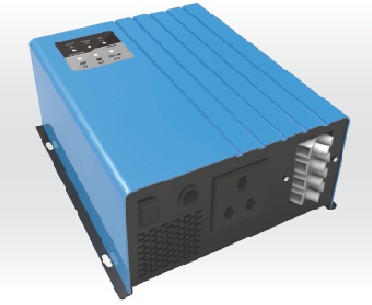 High Frequency Solar Inverter 350VA/200W/24VDC
