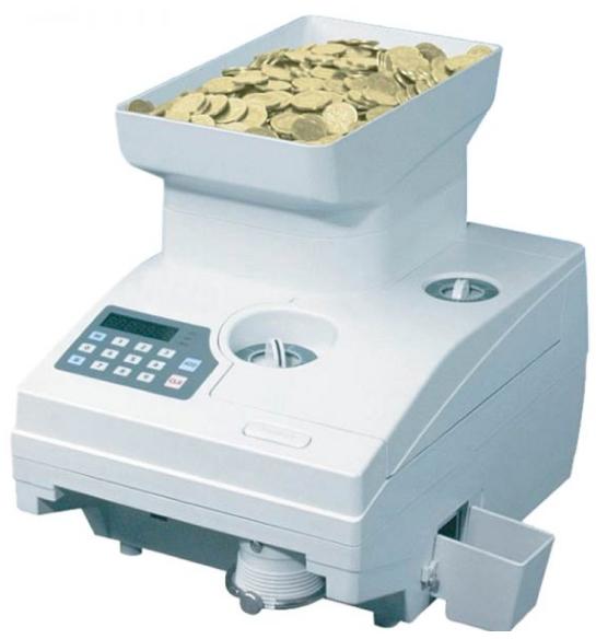 เครื่องนับเหรียญ Power Bank CS-3000 H