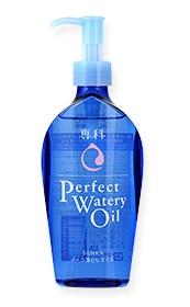 Senka Perfect Watery Oil 230 ml เซนกะ เพอร์เฟค วาเทอรี่ ออยล์ 230 มล.