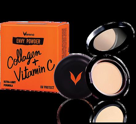 Envy powder Collagen + Vitamin C 10 กรัม