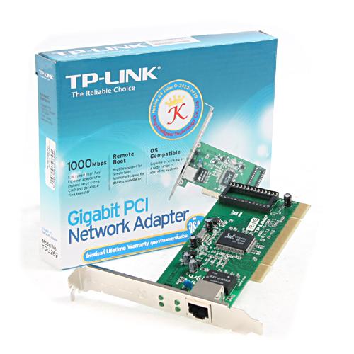 10/100/1000 PCI LanCard TP-LINK (TG-3269)