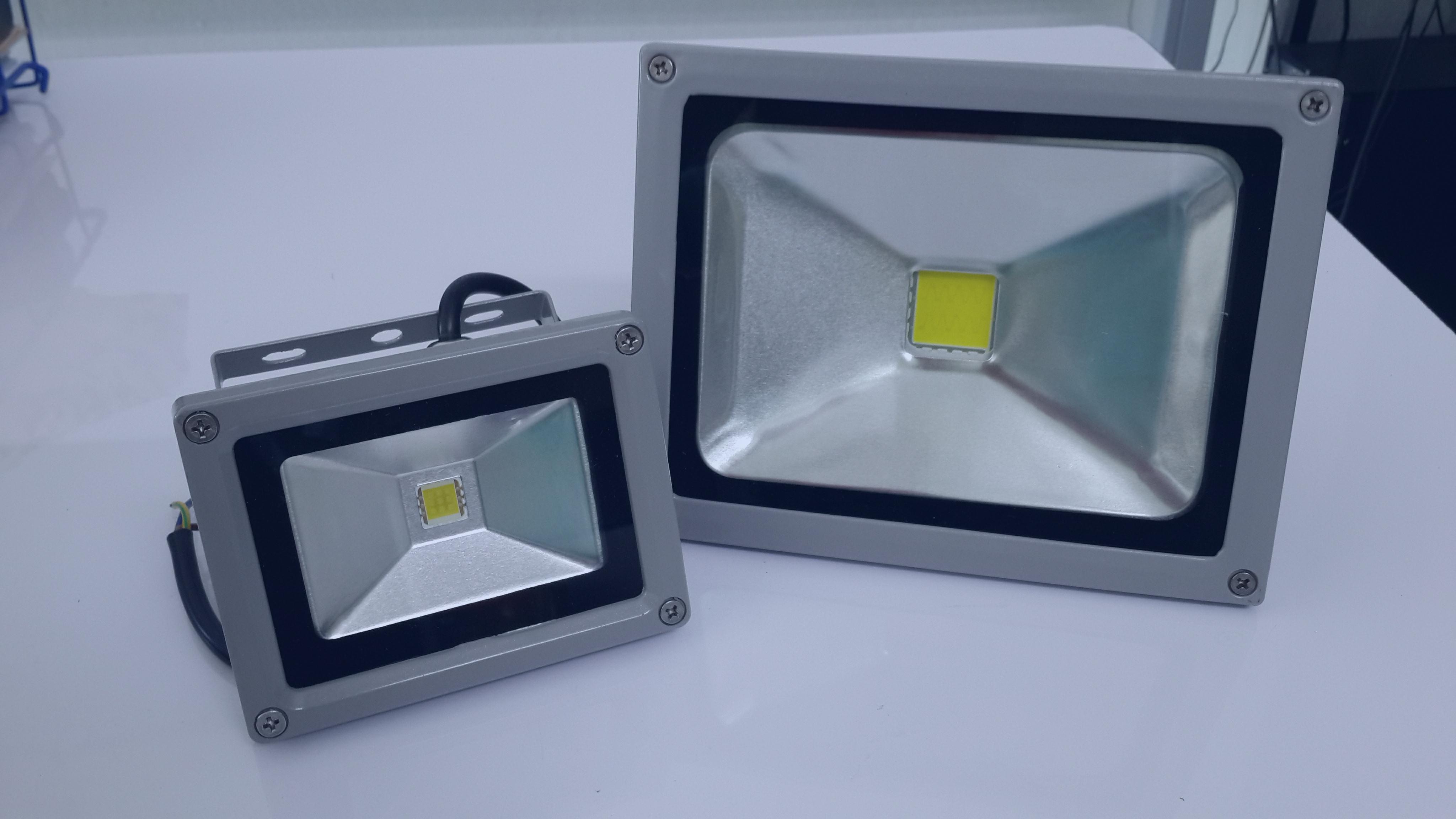 หลอดไฟแอลอีดี Flood light 50W/6000-6500K