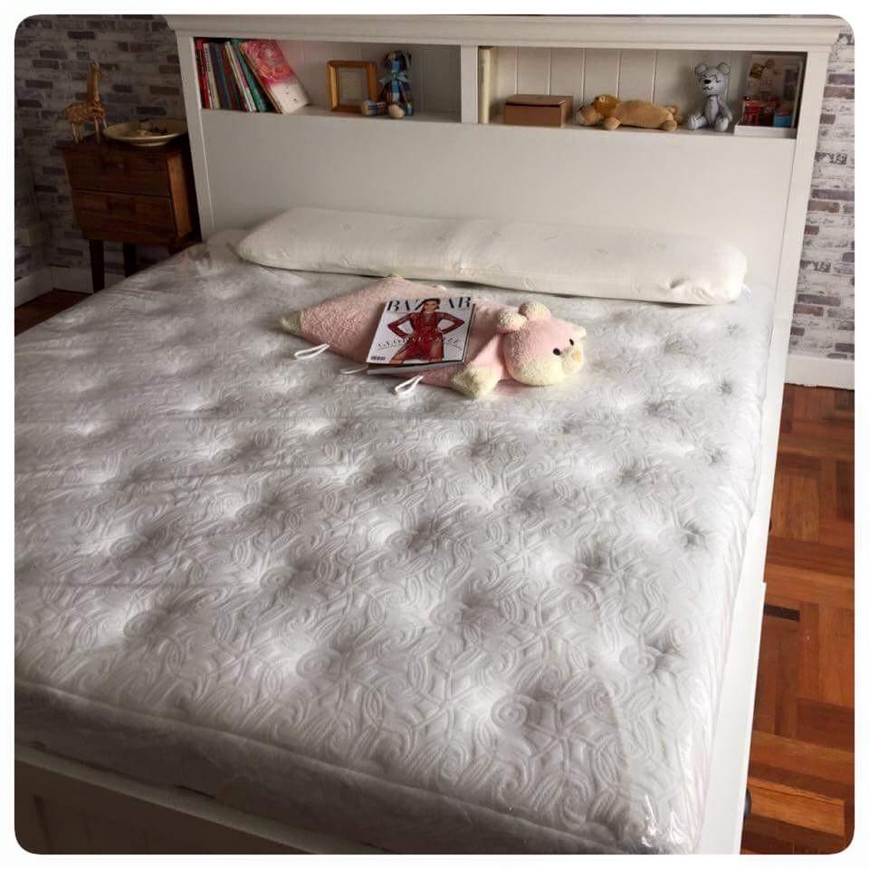 ที่นอนยางพาราแท้เพื่อสุขภาพเกรด A รุ่น Excellent (E) รุ่น 7.5 Queen (7.5X150X200) 5 ฟุต หนา 7.5 cm. /3นิ้ว (9 Kg.)