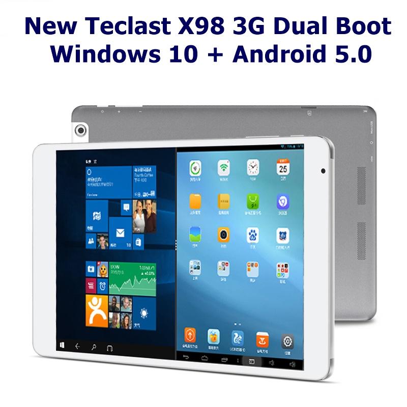 Teclast X98 Air 3G จอ.9.7นิ้ว 2ระบบ Android5.0และ Win10 Ram 2GB Rom 64GB พร้อม ฟลิบเคส