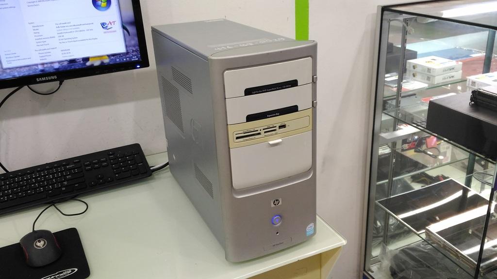 HP Pentium D 2.66