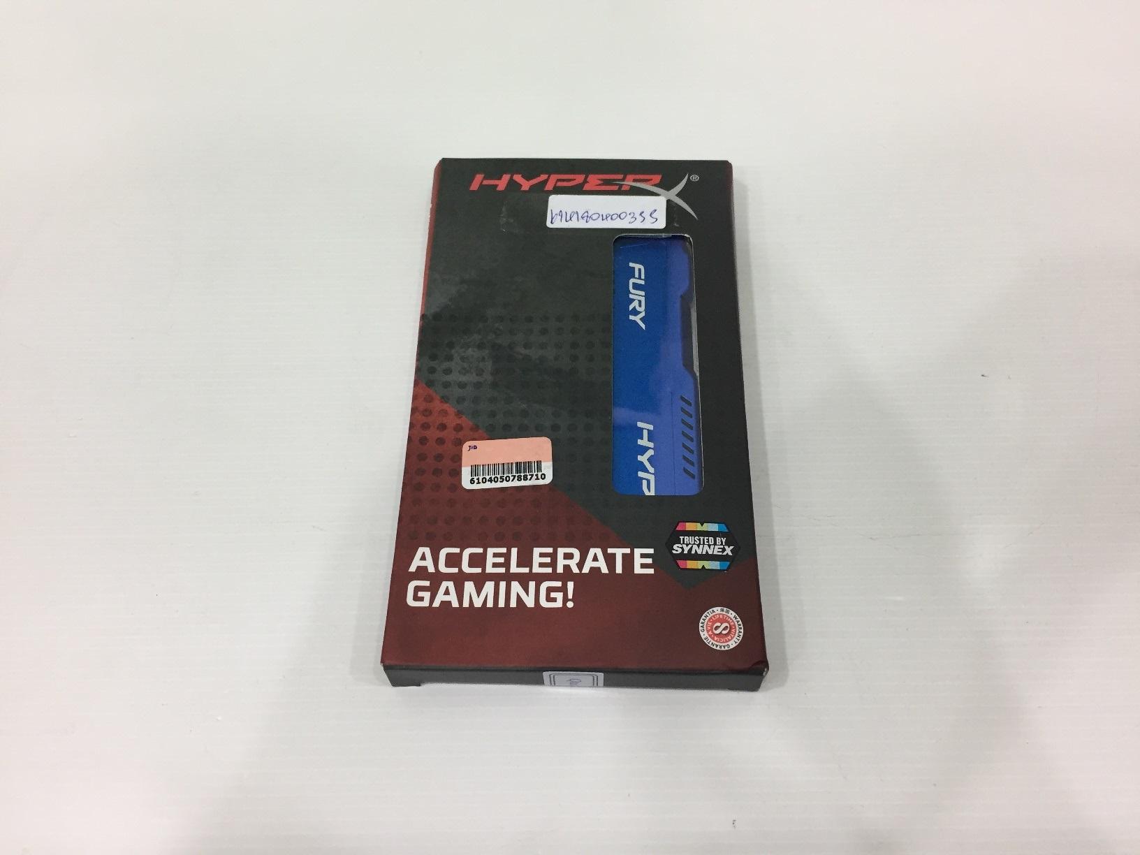 8GB. DDR-1600 KINGSTON HyperX