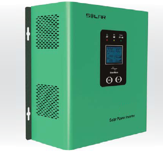 Low Frequency Solar Inverter 500VA/300W/DC12V