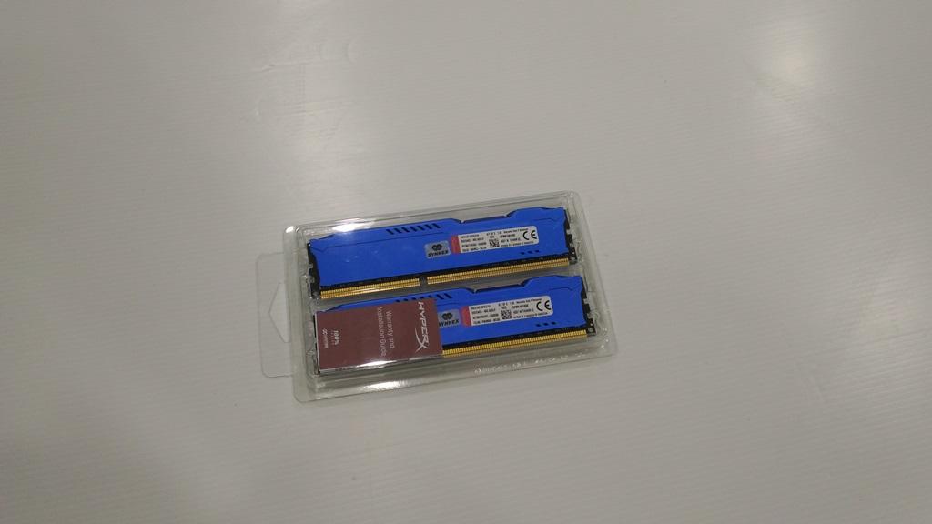 KINGSTON HyperX 16GB. 8X2