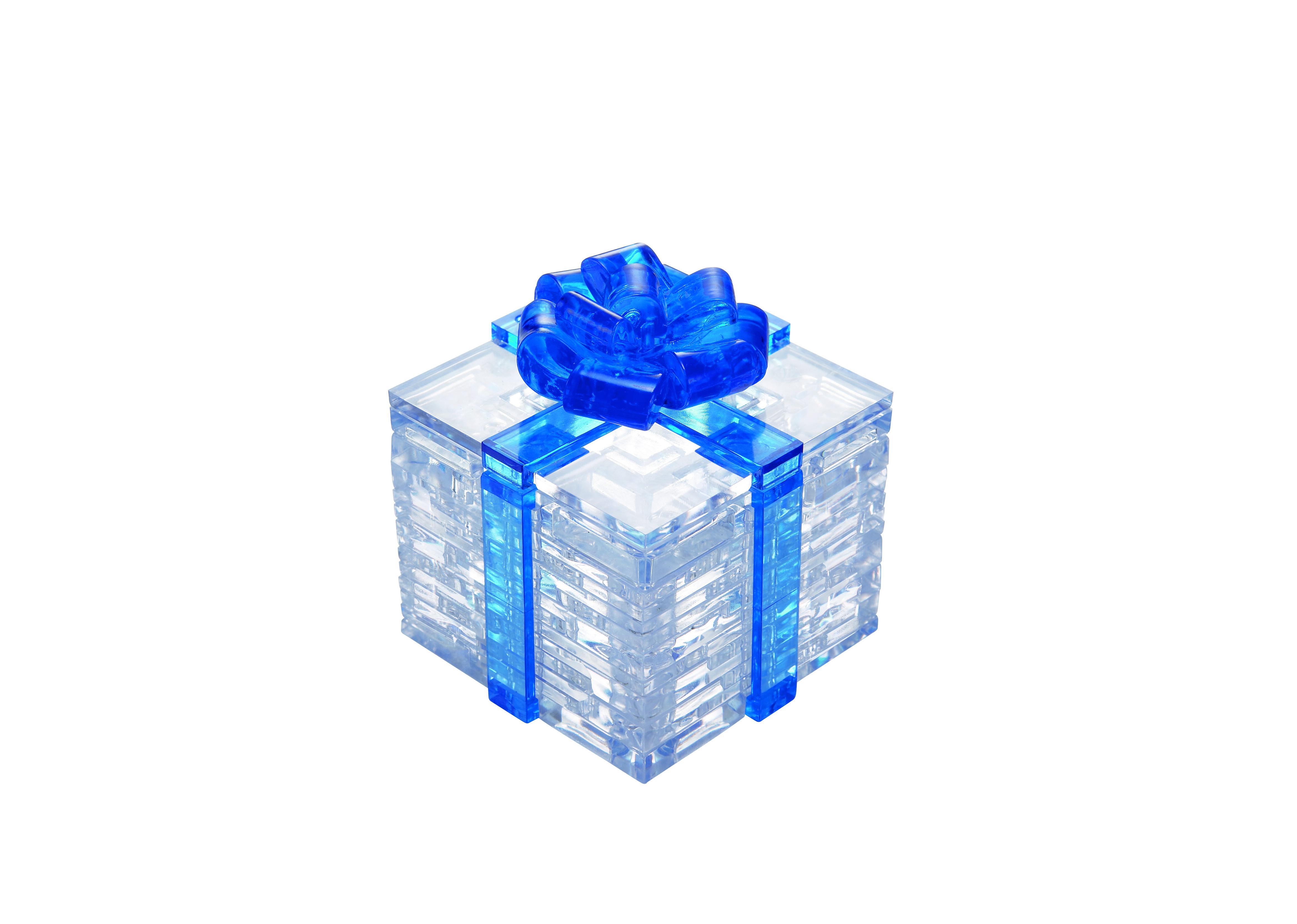 Blue Ribbon Gift box
