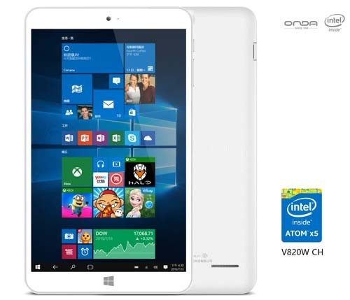 Onda V820w CH จอ 8นิ้ว Windows10 Ram 2GB Rom 32GB