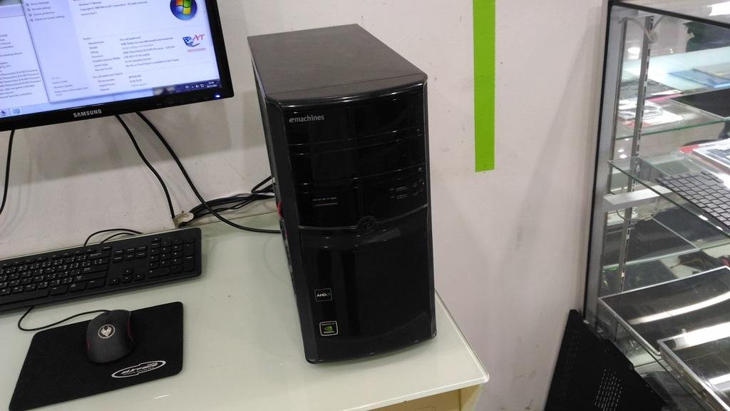 AMD Phenom II X4 B55 Unlocked