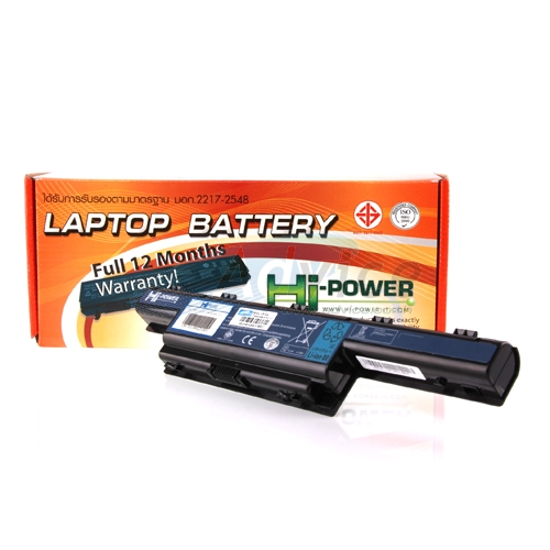 "Battery NB ACER TravelMate 4740 ""Hi-Power"""
