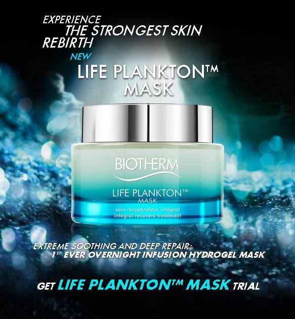 **พร้อมส่ง**Biotherm Life Plankton Mask 75ml เจลครีมมาส์กหน้าสูตรเข้มข้นด้วย 5% Life Plankton ปลอบประโลม พร้อมฟื้นฟูผิวราวกำเนิดใหม่ ตื่นขึ้นมาพร้อมผิวสดใส ดูกระจ่าง เนียนละเอียดดุจวัยเยาว์ ,