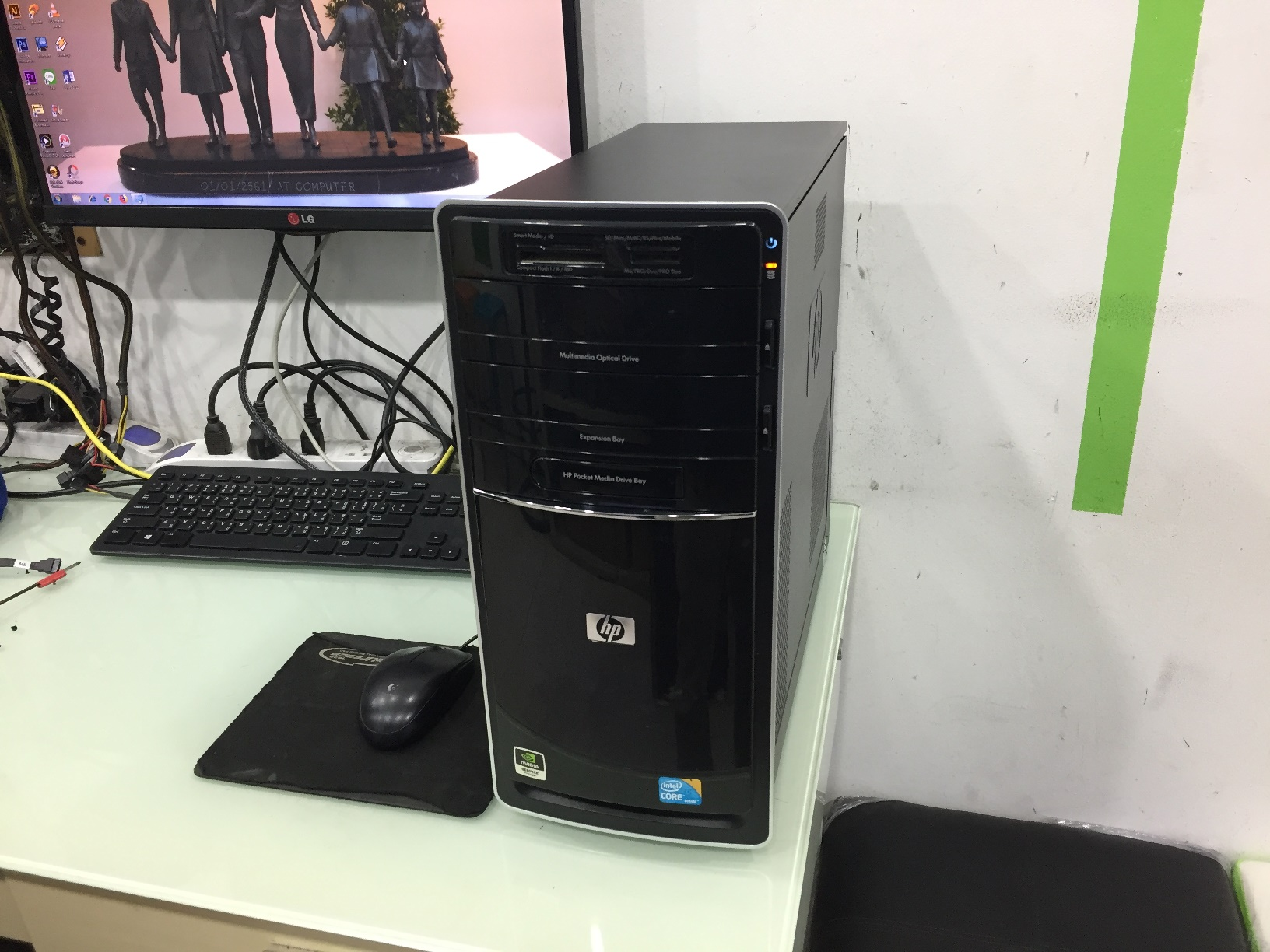 HP P6000 i5-750