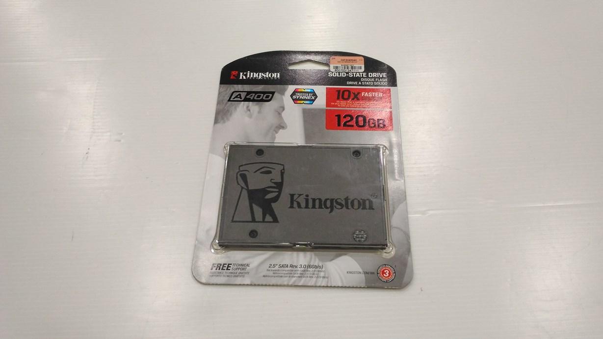 KINGSTON SSD A400 สินค้าใหม่ รับประกัน 3 ปี
