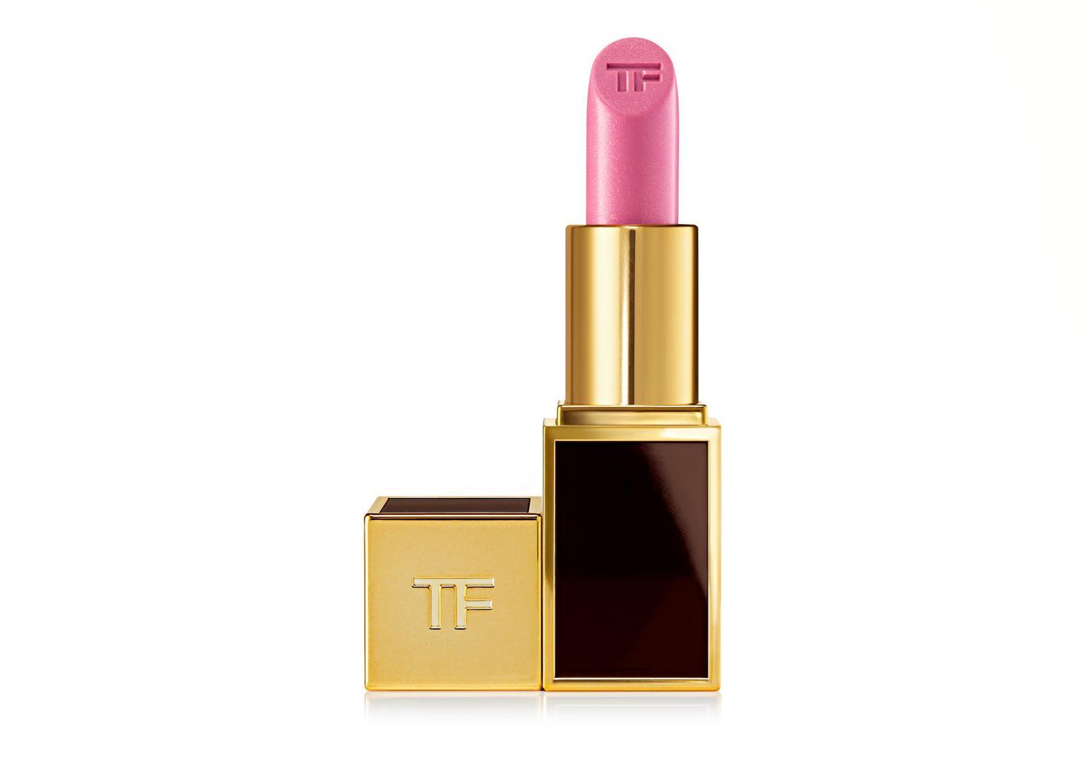 **พร้อมส่ง**Tom Ford Lip Color Mini 2.0 g. #56 Louis ขนาดทดลองพร้อมกล่อง ลิปสติกเนื้อดีเลอเลิศจากแบรนไฮโซสุดฮอต หรูหรา และคุณภาพดีสุดๆ ทาออกมาแล้วให้สีเรียบเนียนสม่ำเสมอและไม่เป็นคราบระหว่างวัน ,