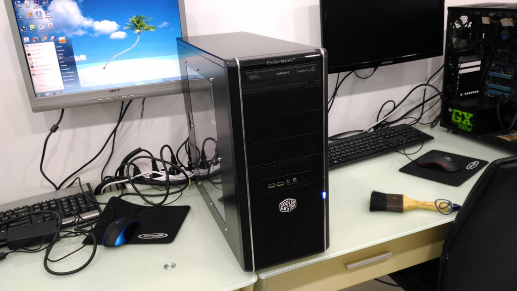 AMD Phenom X4 840