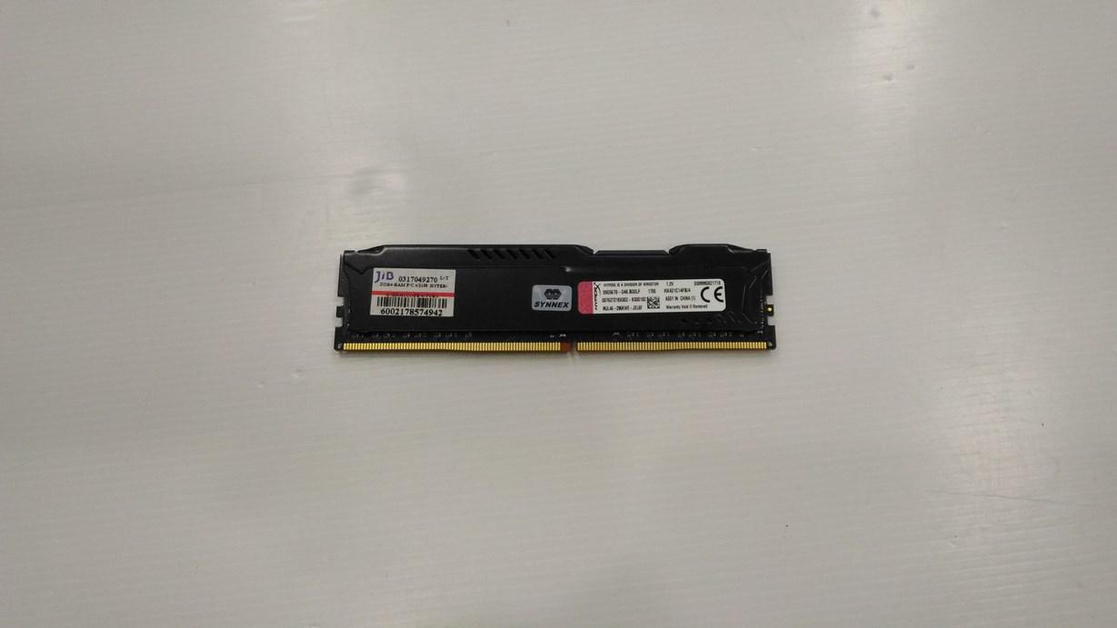 KINGSTON Hyper X 4GB. DDR-4 2133