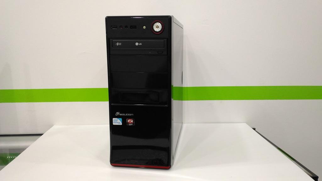 AMD FX-4100 GT630 2GB.
