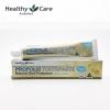 *พร้อมส่ง*Healthy Care Propolis Toothpaste 120g. ยาสีฟันสูตรพิเศษที่ผสมสารสกัดจากรังผึ้ง (Propolis) อันโด่งดังของประเทศออสเตรเลีย เป็นสารปฏิชีวนะที่ดีที่สุดตามธรรมชาติ ปกป้องคราบต่างๆ และป้องกันผิวหน้าของฟันให้แข็งแรง ลดอาการเสียวจากของเย็น ร้อน หรือที่มี