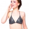 Black Huntsman Glitter แบบ Bra + Bikini
