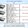 LED flood light STC-QF-FLB200W