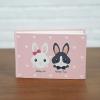 """อัลบั้ม 50 รูป (4x6"""") ลายกระต่าย - สั่งทำใส่ชื่อ"""