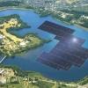 โซล่าฟาร์มกลางน้ำ