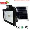 โคมไฟ LED Solar Flood Light ขนาด 10W 12V รุ่น STCLF-TSGS10W2