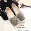 รองเท้าส้นแบน Style Brand Kate Spade (สีเทา)