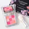 **พร้อมส่ง**Jill Stuart Mix Blush Compact No.119 Sweet Lilac สีโทน Coral มิกซ์ สดใสน่ารัก (พร้อมแปรงในเซ็ท) บลัชหกเฉดสีที่แตกต่างกันและมาในเก้าบล็อก ให้คุณผสมผสานกันได้ดังใจคิด เนรมิตผิวบริสุทธิ์ และดูสุขภาพดี เนื้อแป้งให้ความชุ่มชื้น ให้สัมผัสเนียนเรียบร