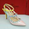 รองเท้า Valentino Heels 2015 (สีชมพู)