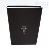 """อัลบั้ม 300 รูป (4x6"""") พร้อมส่ง The story of us สไตล์มินิมอล สีน้ำตาลเข้ม"""