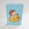 """อัลบั้ม 300 รูป (4x6"""") ลาย Ducky and Baby Boy - สั่งทำใส่ชื่อ"""